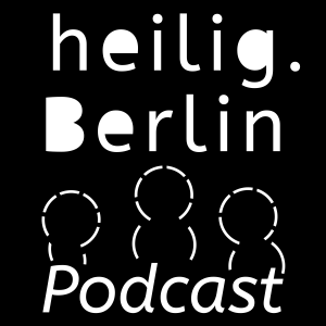 Logo des heilig.Berlin Podcast