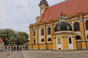 Stiftskirche St. Marien. Foto: Stephan Hartmann