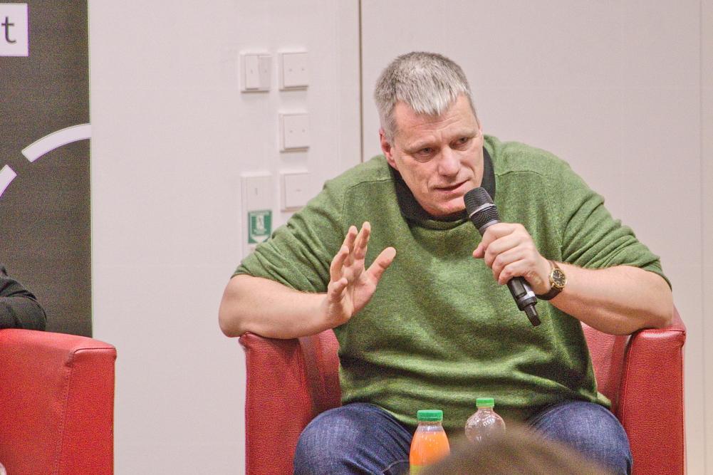 Dr. Thomas Schimmel. Foto: Stephan Hartmann / heilig.berlin